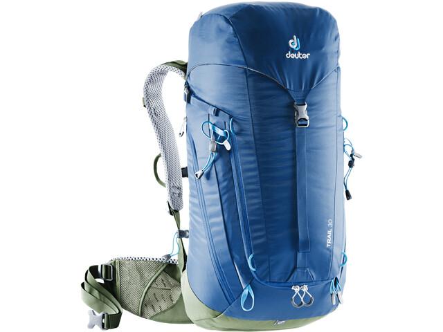 Deuter Trail 30 Backpack Herre steel/khaki